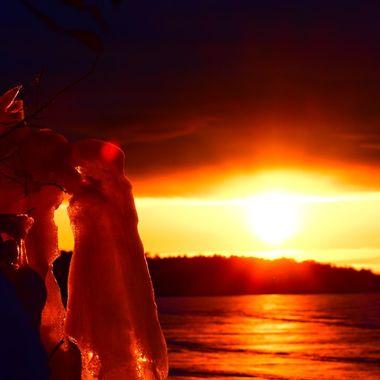 Shot AT sunset sv Nikon D3400