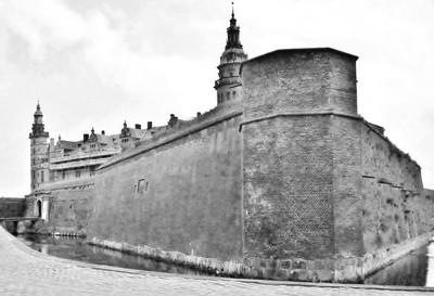 Helsingor Castle, Denmark