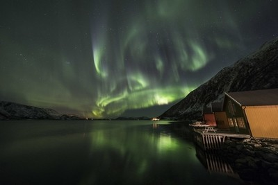 A Tromso Nordly Night