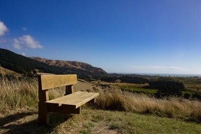 Overlooking the Tasman Sea