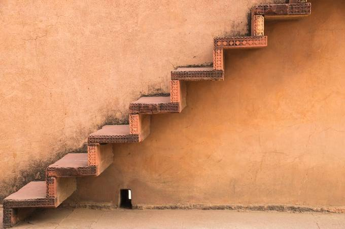 escalera by carmenvich - Pastel Colors Photo Contest