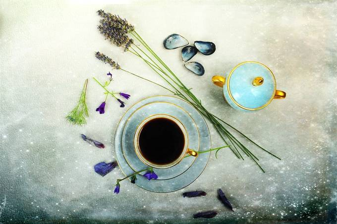 Memories and Coffee by GracefulFoto - Composing With Circles Photo Contest
