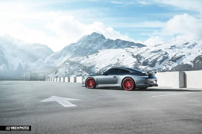 Porsche 991 911 by MikeMPhotos - Image Of The Month Photo Contest Vol 31