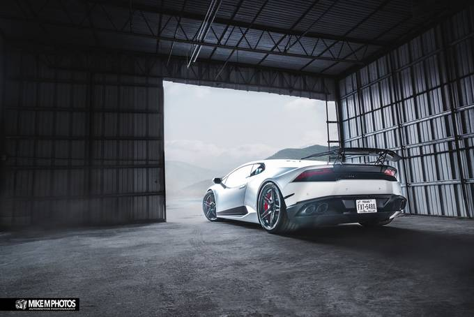 Lamborghini Huracan by MikeMPhotos - My Favorite Car Photo Contest