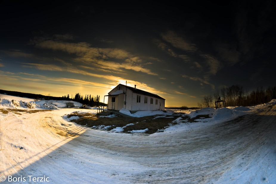 Deer Lake First Nation March 2018  Oshiro 8mm Manual Fisheye Lens