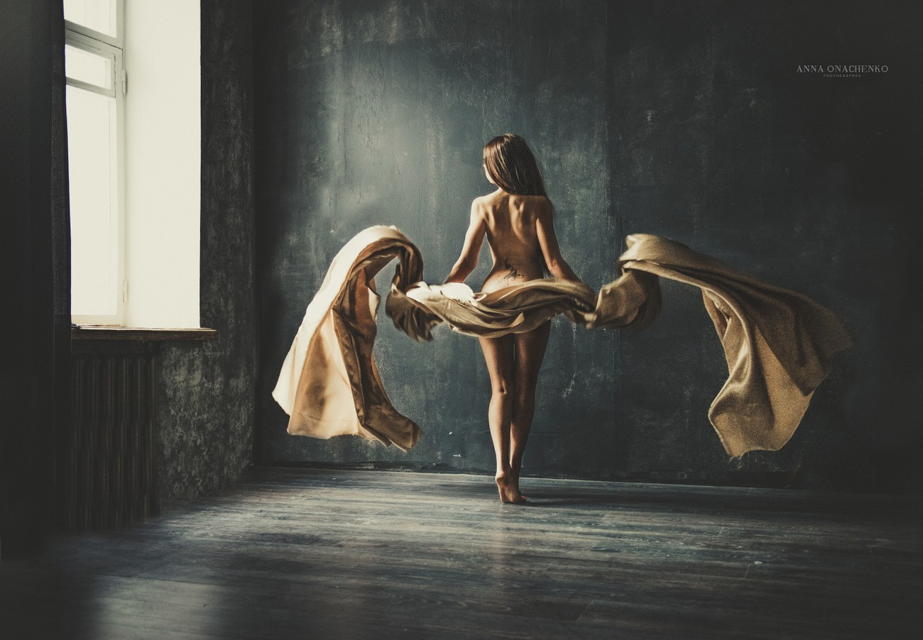 NSFW - A Sensual Gallery By Creative Photographers