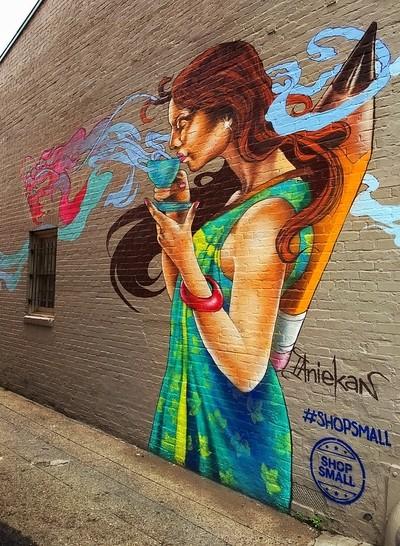 Wall Art: Cuppa Joe