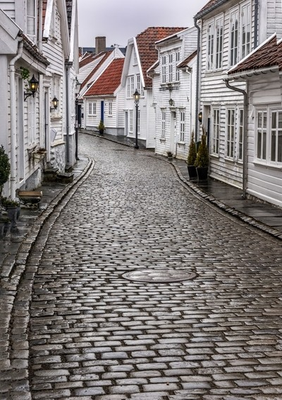 Old Stavanger Norway