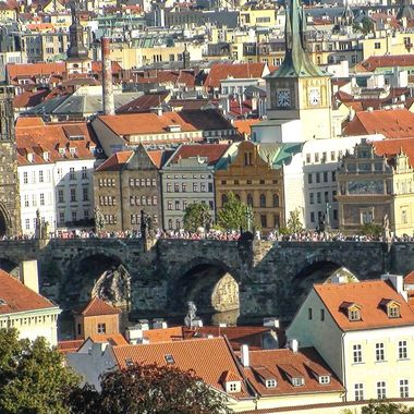 I took this photo when me and family were in Prague visiting our friends in the year 2011.