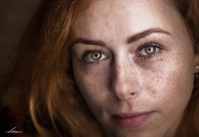 Victoria by Goran_Loncar - Green Eyes Photo Contest