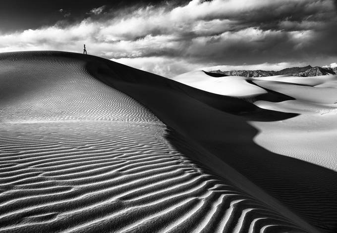 Swoosh by ryanbuchanan - Black And White Compositions Photo Contest vol2