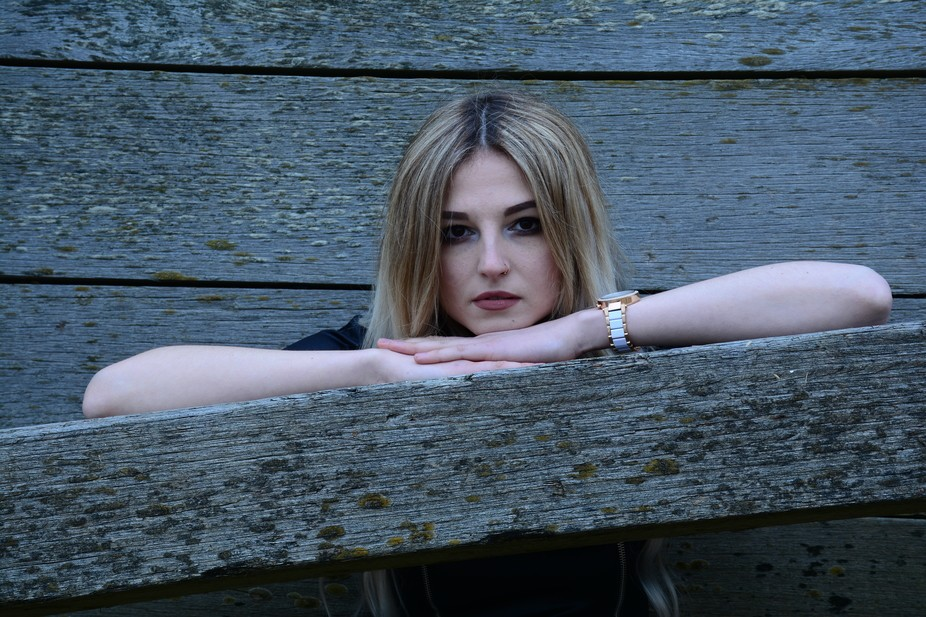Whitstable seafront shoot with Petra Ashby (Model), A walk along the beach and few images around ...