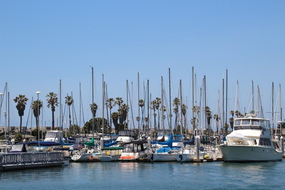 Bay of San Diego