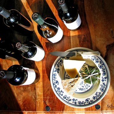 Folk Style Cheese and Wine 2