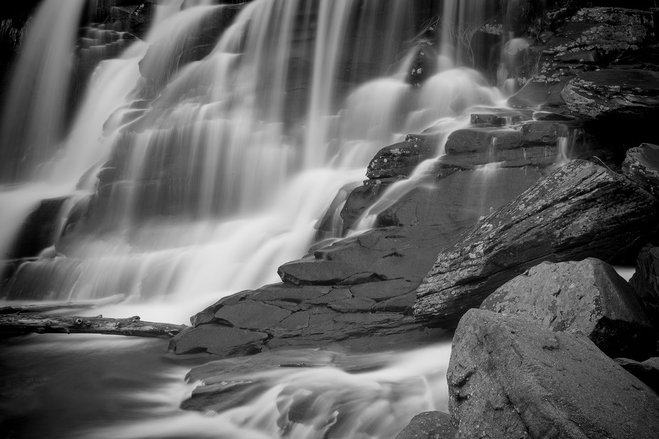 Took a little getaway to Upstate NY to check out the gorgeous waterfalls in the Catskills. Bushne...