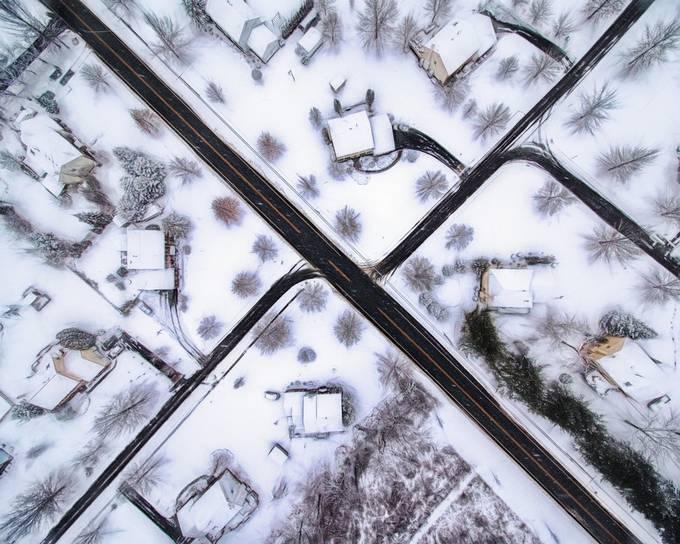 Empty Roads Photo Contest Winner