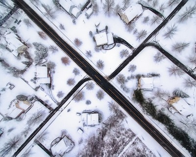 Cross Streets and Driveways