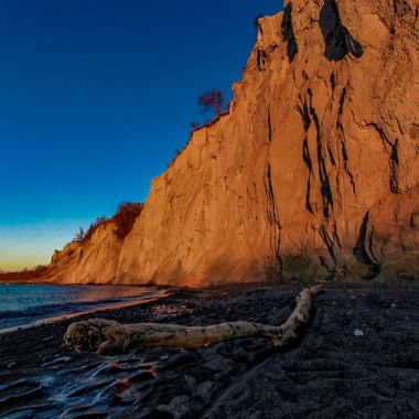 Another dawn at the Scarborough Bluffs.