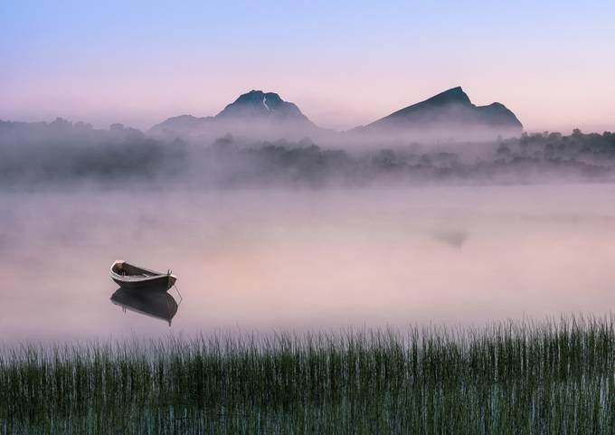 Summer night calmness II by Riekkinen - Covers Photo Contest Vol 46