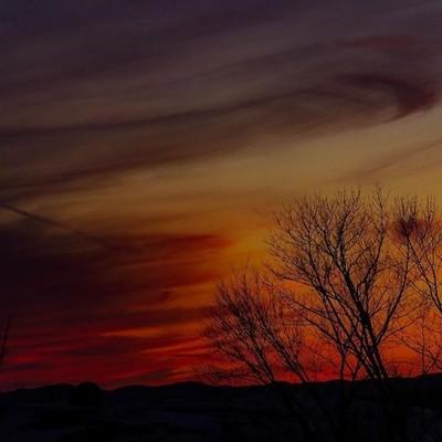 The open farmlands of Washington County offers spectacular sunset scenery.  #sunset #washingtoncounty #newyorkstate #farmland #wander #sunsetphotography #sunset_pics #sunsetsofinstagram #canon_photos #canonglobal #canonwhatelse #best_skyshots #sunset_visi
