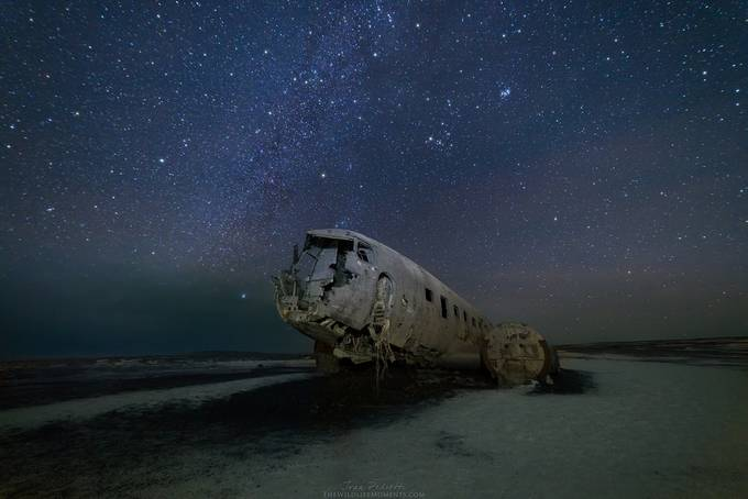 Lost under stars by wildlifemoments - Abandoned Photo Contest