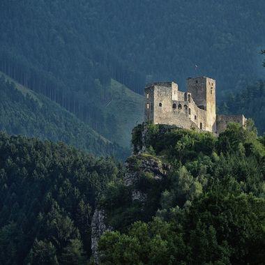 Slovakia, Strecno castle