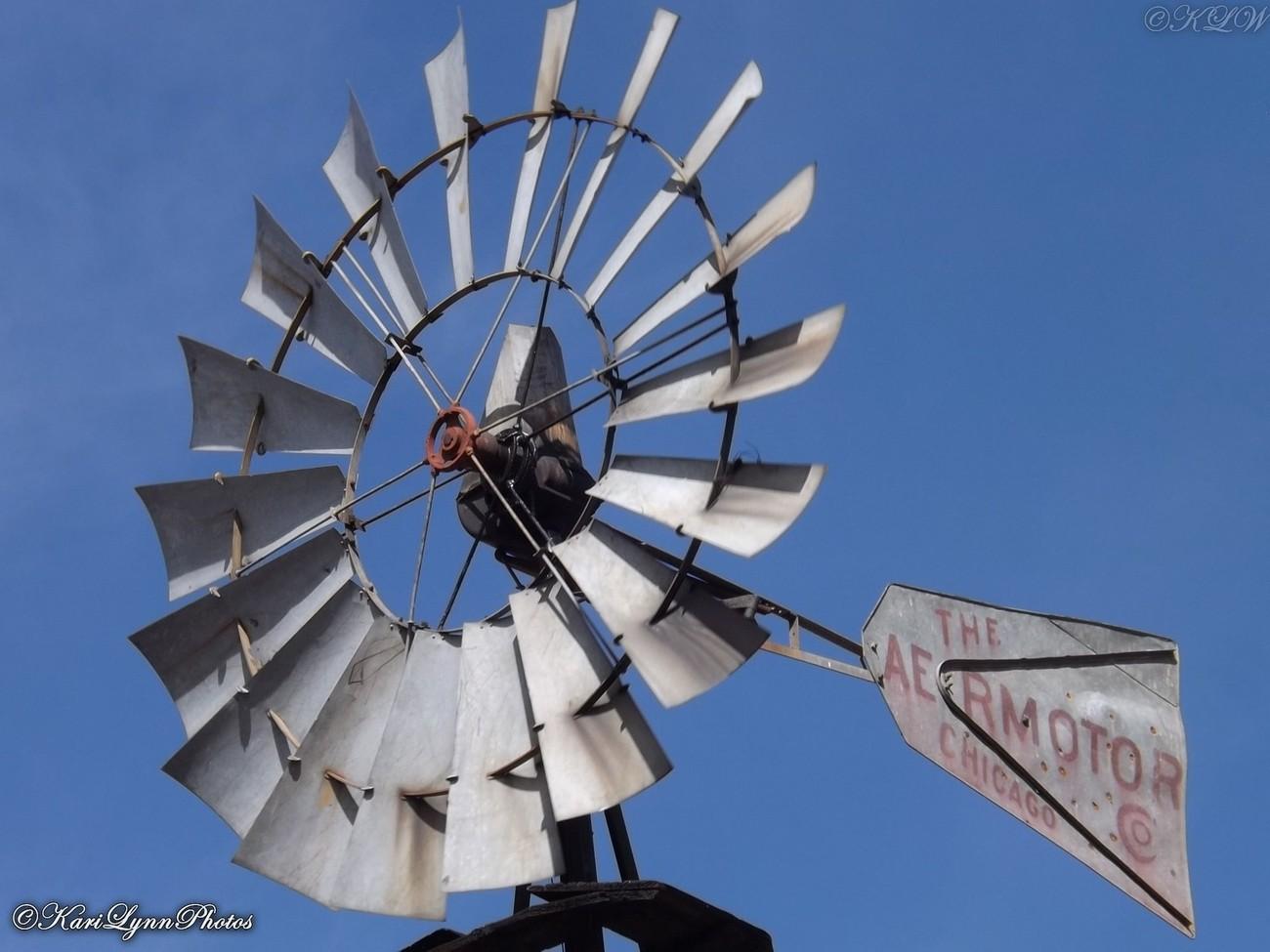 6'aermotor windmill