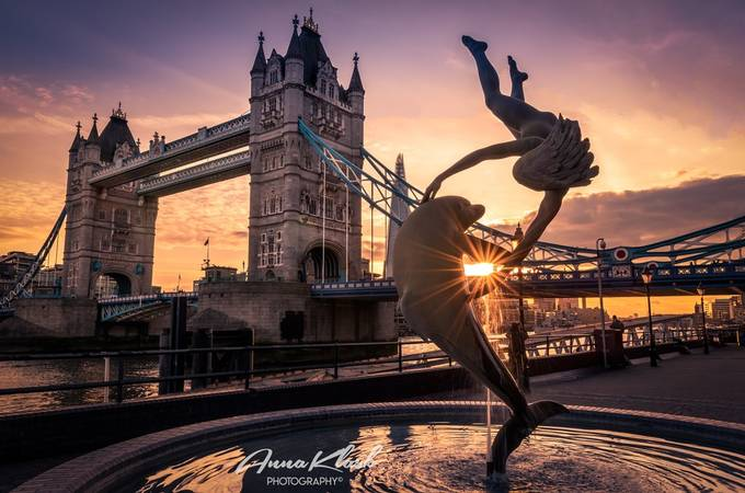 London Sunset by AniaKa - Image Of The Month Photo Contest Vol 31