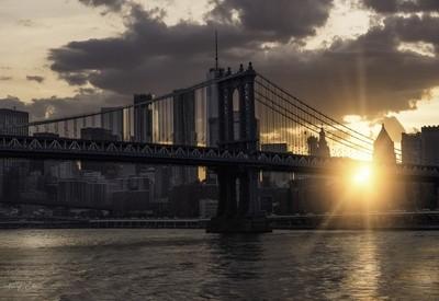 One World Trade Sunset