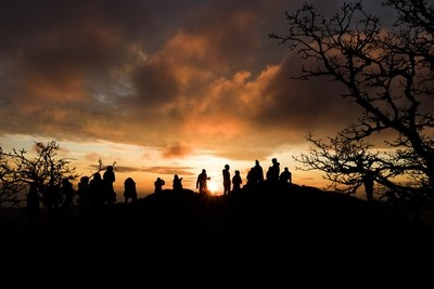 Annual NYD Sunrise Hike