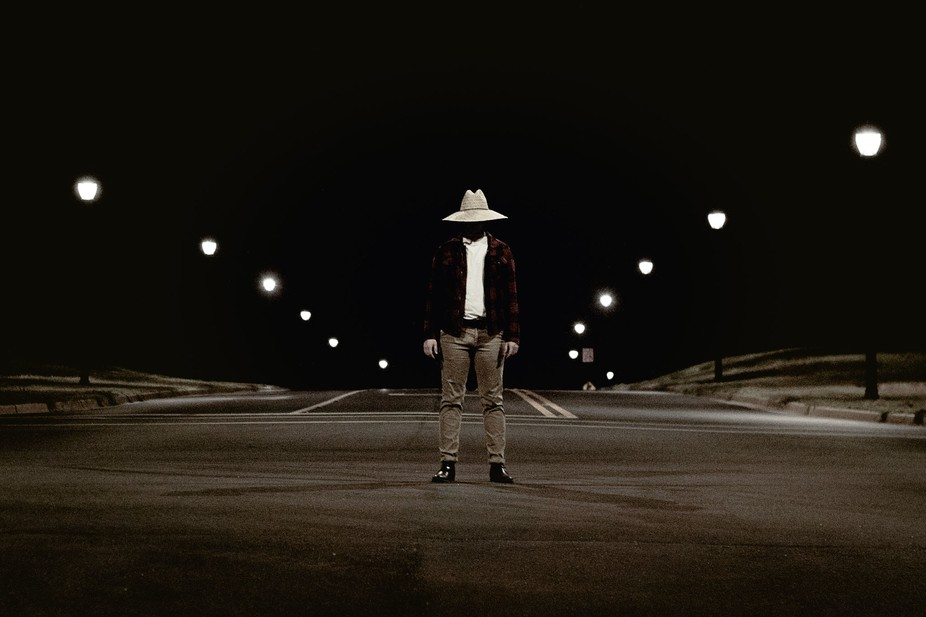The Man in the Straw Hat