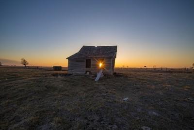 South Dakota Sunrise