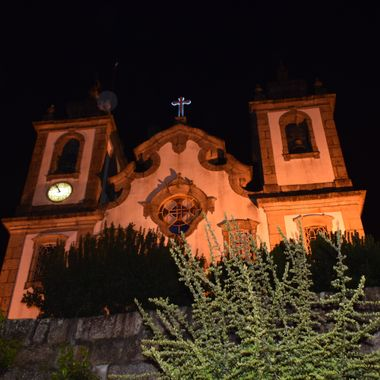 church Santa comba Dao