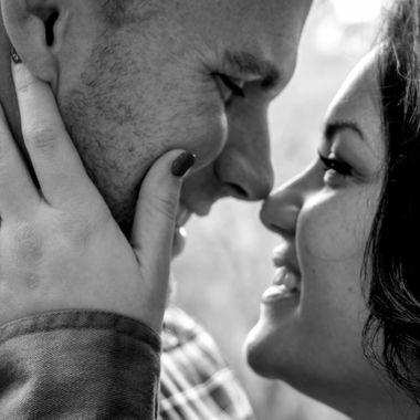 Kiana and Matt Engagement Portrait