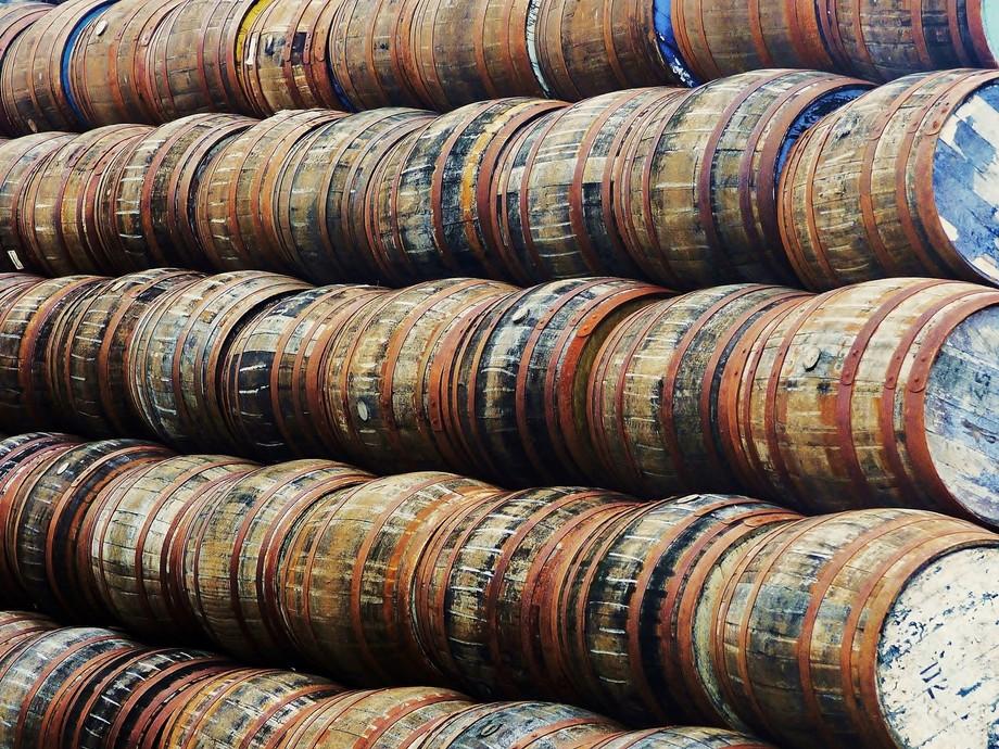 barrels pattern
