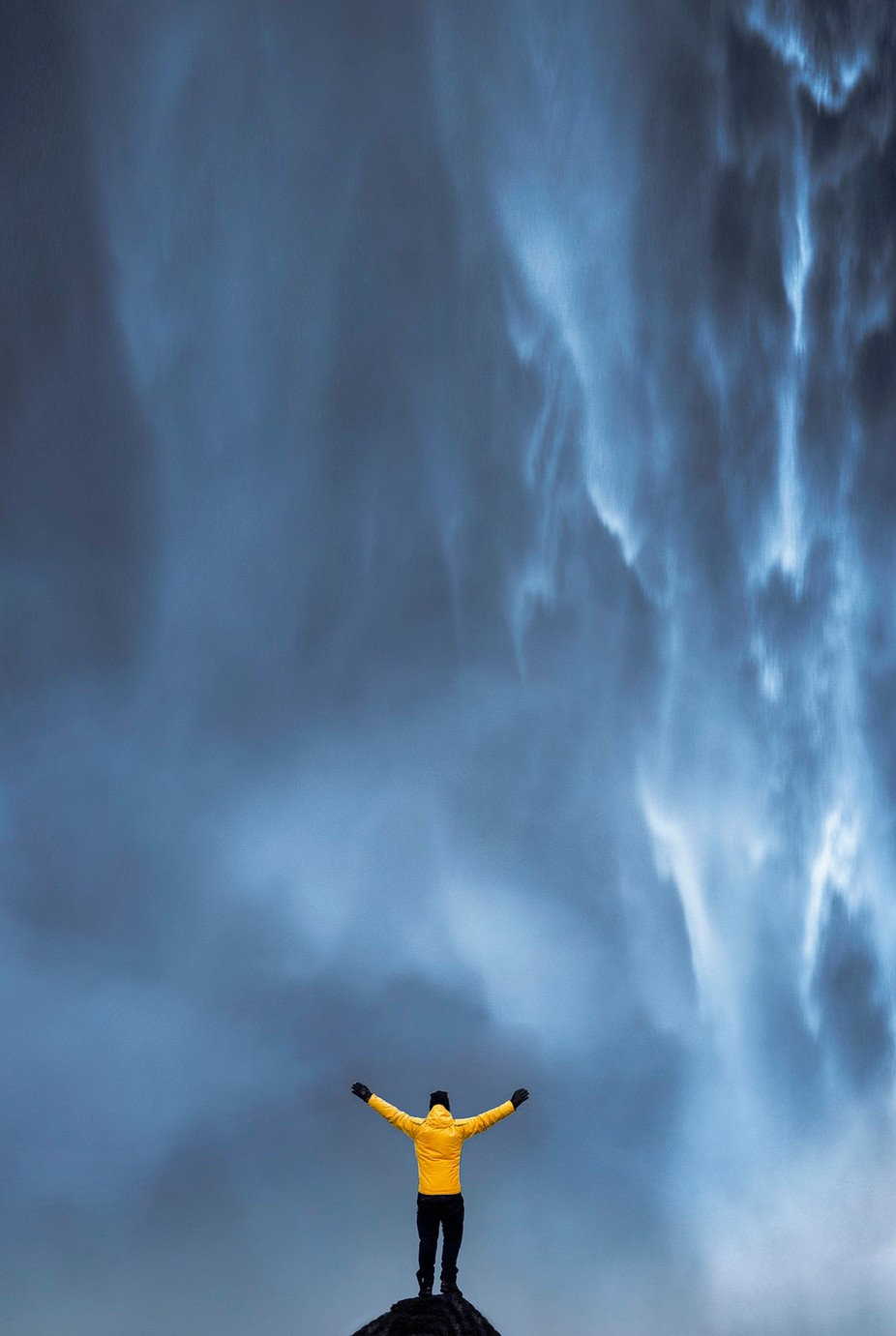 Behind The Lens: Give Me The Power