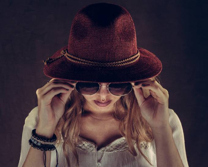 Hipster by AttanasioImagery - Image Of The Month Photo Contest Vol 32