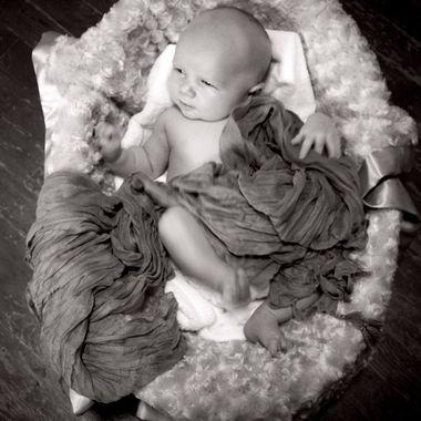 Tyler Baby Portrait