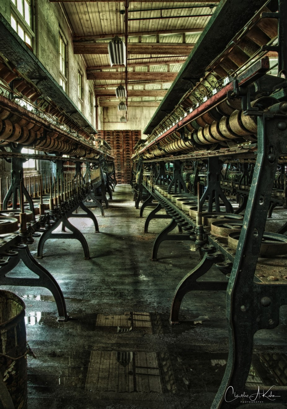 Klotz Throwing Mill by ClaudiaKuhn - Warehouses Photo Contest