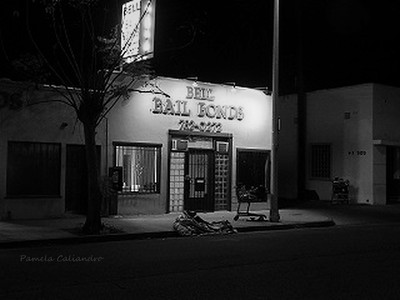 The Bail BW