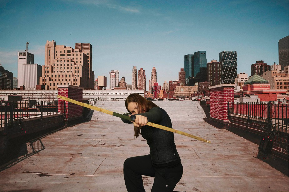 Hawkeye is my all time favorite Avenger. Both Clint and Kate in the comics. So I did a cosplay ph...