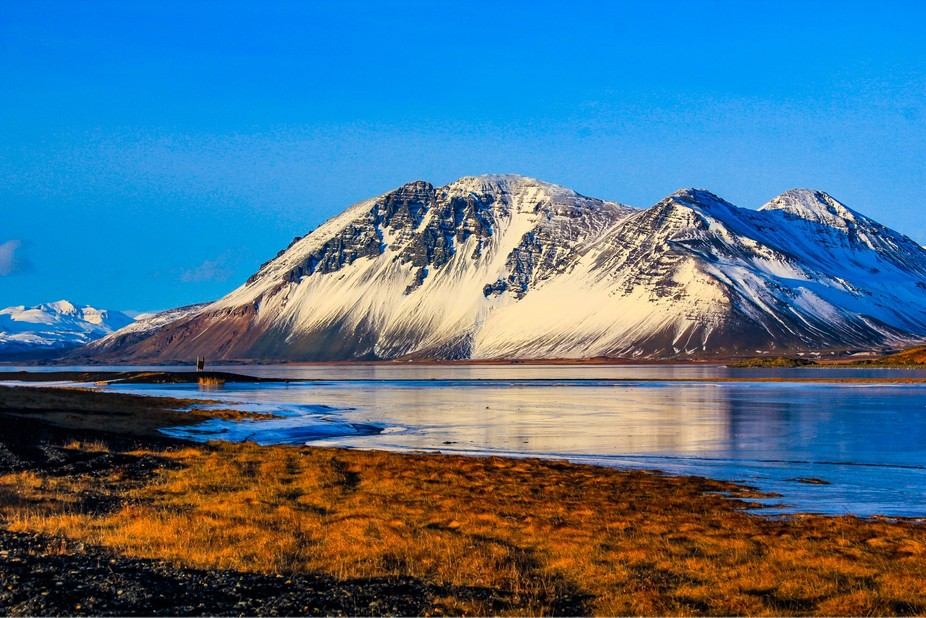 Iceland. Southern part.