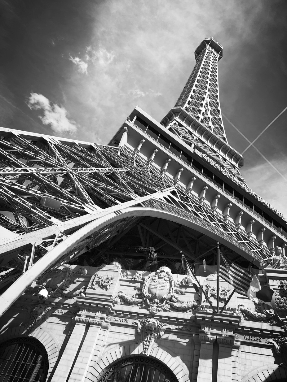 We'll always have Paris, Las Vegas by nmcdanielphoto - Paris Photo Contest