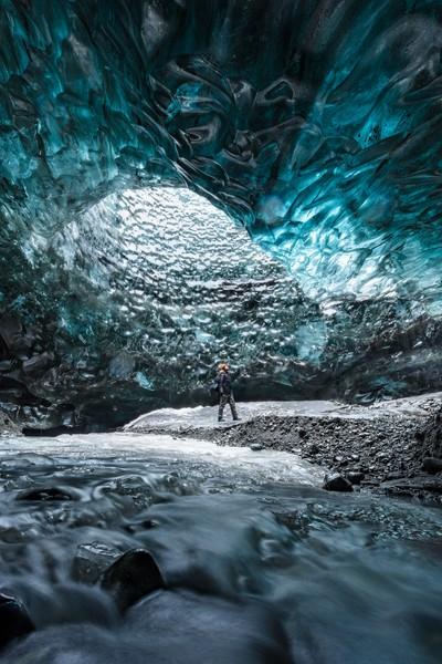 Treasure Island Ice Cave 2