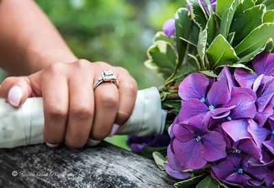 flowers & ring