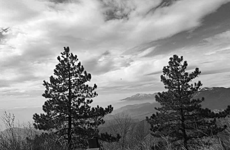 Big Bear Mt.
