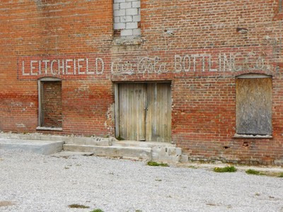 Old Coca Cola Bottling Plant