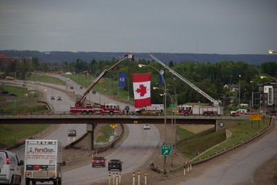 Welcome back Fort McMurray.