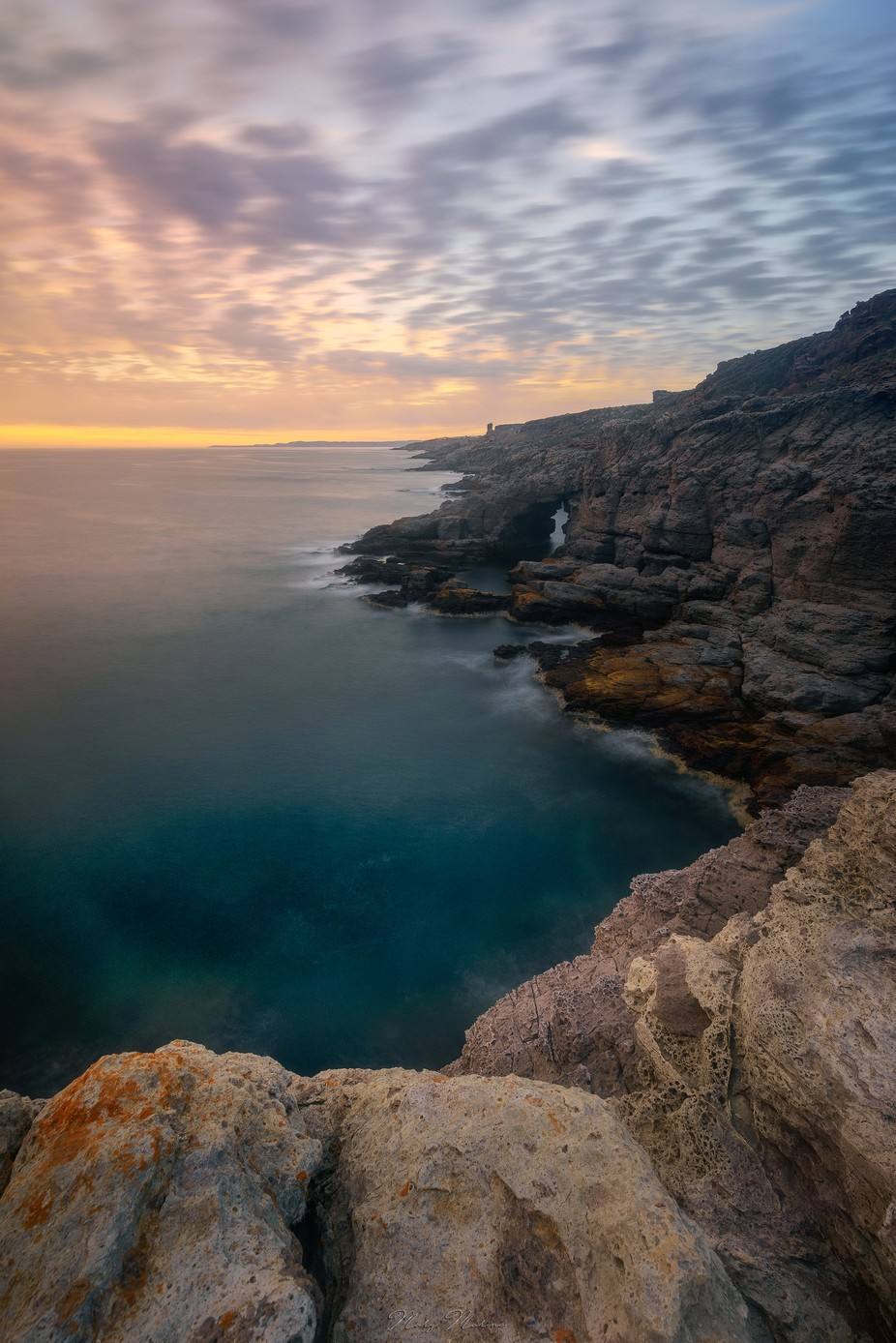 Sardinia sunset by MaryMarino - Social Exposure Photo Contest Vol 16