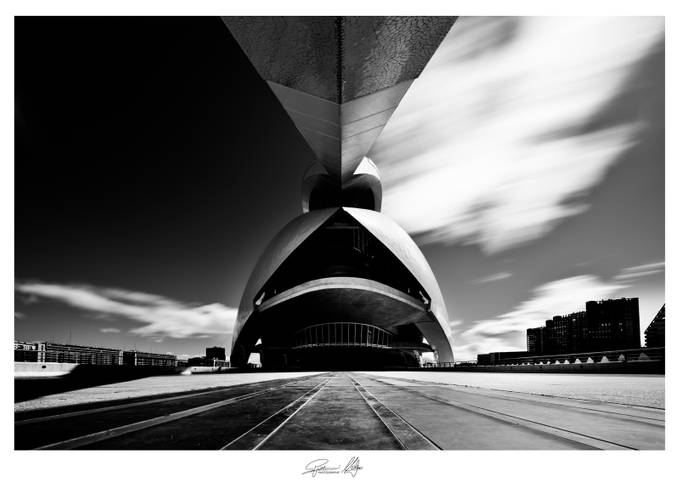 Calatrava by giovannivolpe - Composition And Leading Lines Photo Contest